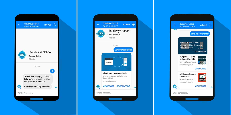 Chat Bot Facebook - Um novo modelo de comunicação