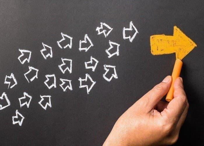 Determinando os objetivos da sua marca