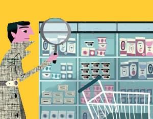 E-commerce produtos