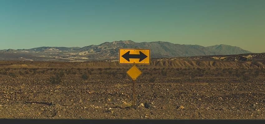 Qual direção