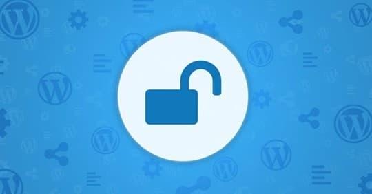 Proteger senha Wordpress